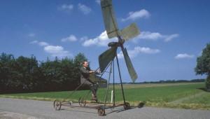 Tegenwindfiets (2000), Sander Rood